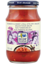 Blue Dragon Tomato and Sweet Chili Stir Fry Sauce