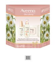 Aveeno Ultra Calming® Face Care Gift Set