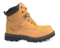 """Baltimore"" Mens 6"" Steel Toe and Composite Plate ESR Work Boots 12"