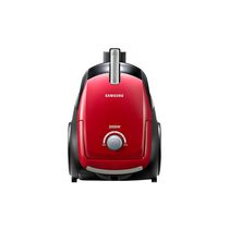Samsung Calypso Canister 1300W Vacuum with Bagless Cleaner, Porsche Red