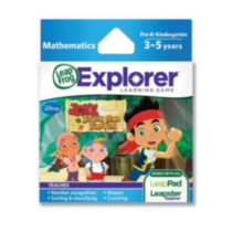 Jeu Explorer™ - Jake et les pirates du monde imaginaire - Version anglaise