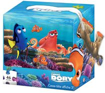 Disney Finding Dory 3 ft. Floor 46 Piece Puzzle