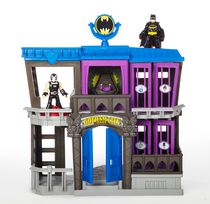 Fisher-Price Imaginext DC Super Friends – Prison de Gotham City