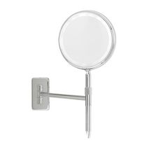 Danielle Magnifying Lit Combo Wall Mounted/Hand Held Mirror