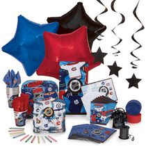 NHL Fans Deluxe Party Kit for 8