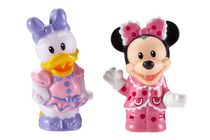 Fisher-Price Little People Magic of Disney Minnie and Daisy Buddy Pack