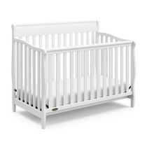 Graco Stanton 4-In-1 Convertible Crib - White