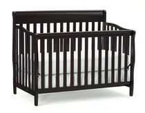 Graco Stanton 4-In-1 Convertible Crib - Espresso