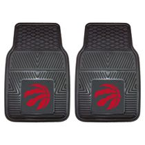 FanMats NBA Toronto Raptors Vinyl Car Mat - Set of 2