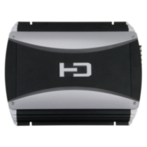 Scosche HD4002 400 Watts Max 2-Channel Amplifier
