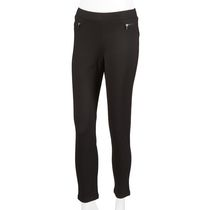 George Women's Knit Legging Black S/P