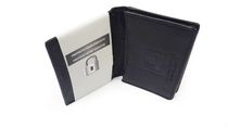 Champs RFID Leather Card Holder