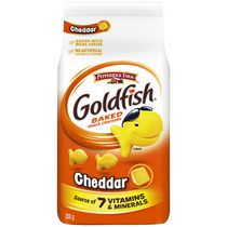 Craquelins Goldfish de Pepperidge Farm au cheddar