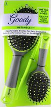 Goody Detangle It Oval Cushion Comb Combo