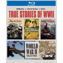 True Stories Of WWII: World War II Collections (Blu-ray)