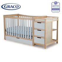 Graco Remi Crib and Changer