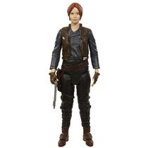 Figurine articulée Jyn Erso Rogue One de Star Wars Big Figs de 18 po