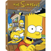 The Simpsons: The Complete Tenth Season (Collector's Edition) (Bilingual)