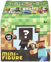 Minecraft figure à collectionner Mystery Box