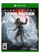 Rise of the Tomb Raider (Xbox One Game)