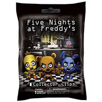 Five Nights At Freddy's Foil Bag
