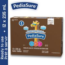 Pediasure Formulated Liquid Diet and Supplement - Chocolate
