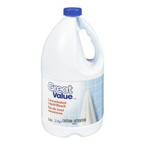 Great Value Concentrated Liquid Bleach