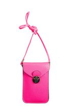 Champs Cell Phone Sling Bag Pink