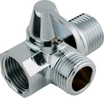 Brasscraft® Chrome Shower Flow Diverter