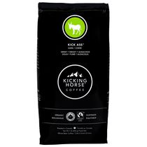 Kicking Horse® Coffee Organic Kick Ass® Dark Roast Whole Bean