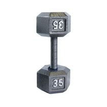 CAP Barbell 35 lb Hex Dumbbell