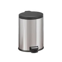 hometrends 12 l Oval Pedal Trash Can