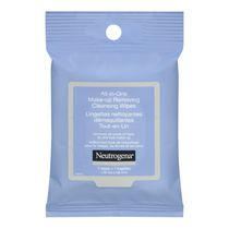 NEUTROGENA® All-in-One Make-up Removing Cleansing Wipes - 7 Wipes