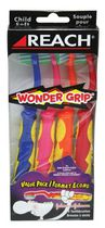 Reach Wonder Grip Child Soft Toothbrushes