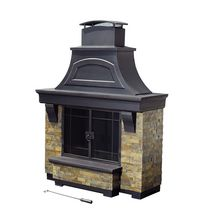 Sunjoy Juniper Fire Place
