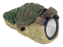 Solar Garden Turtle Lights (2 Pack)