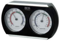 BIOS Analog Thermometer / Hygrometer