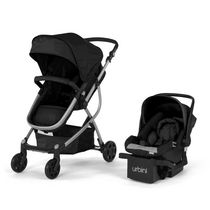Urbini Omni Plus Travel System - Black