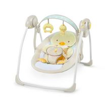 Ingenuity Quacks & Cuddles™ Soothe 'n Delight Portable Swing™