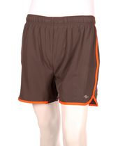 Short de course à mailles d'Athletic Works pour hommes Gray XL/TG
