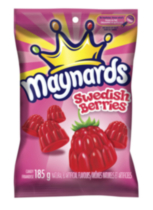 Maynards Swedish Berries Candy