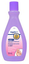 Equate Strengthening Nail Polish Remover with Vitamin E