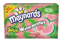 Maynards Sour Patch Watermelon Candies Box