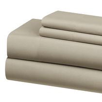 Mainstays 250 Thread Count Cotton Rich Sheet Set Double