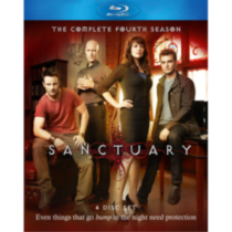 Sanctuary - Season 4 (Blu-Ray)
