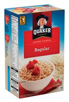 Quaker Regular Instant Oatmeal