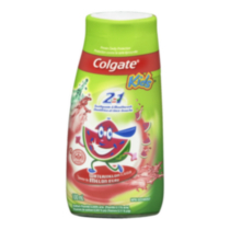 Colgate Kids 2-in-1  Watermelon Toothpaste & Mouthwash