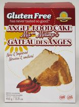 Kinnikinnick Gluten Free Angel Food Cake Mix 450g