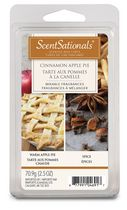 ScentSationals Cinnamon Apple Pie Mixable Fragrances Scented Wax Cubes