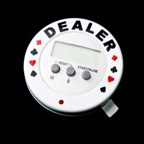 TIMER DEALER BUTTON
